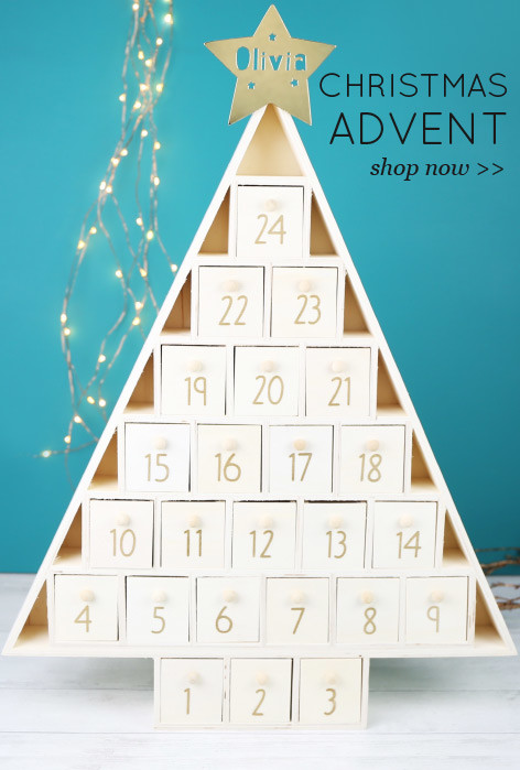 Christmas advent - shop now >>
