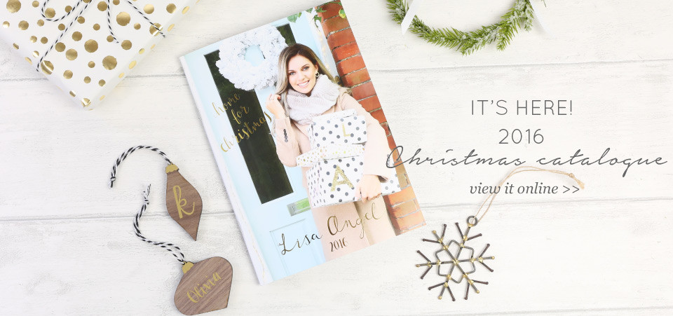 Christmas Catalogue - view it online >>