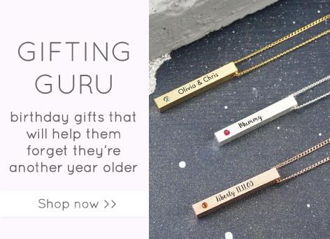 Gifting guru - shop now >>