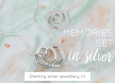 Sterling silver jewellery - Shop high quality affordable sterling silver jewellery >>