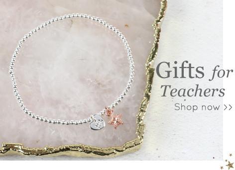 Beaded star bracelet - Shop Christmas gifts for teachers >>