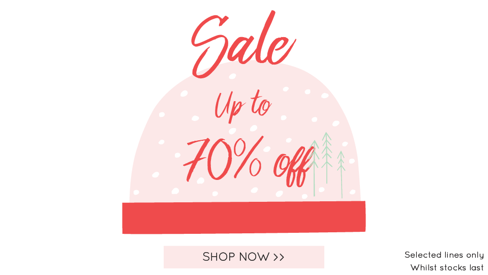 Lisa Angel Winter Sale - Shop up to 70% off >>