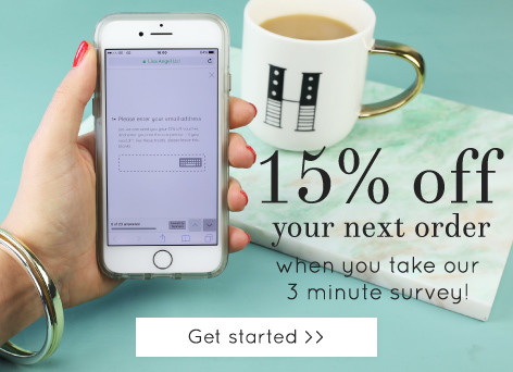 Lisa Angel customer survey - Take our quick survey >>