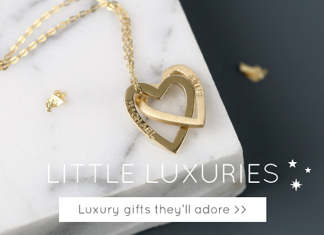 Little luxuries - luxury gifts they'll adore >>