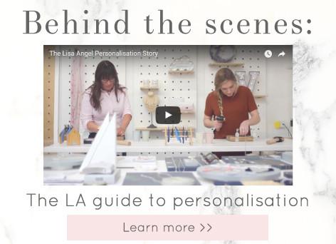Behind the scenes blog post - Personalisation blog post >>