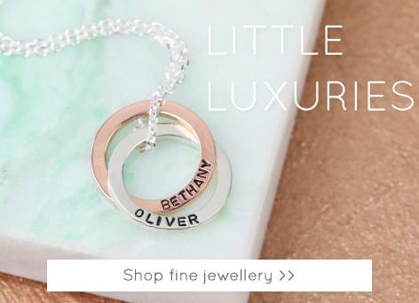 Luxury Jewellery - Shop fine jewellery >>