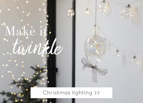 Christmas lighting - Shop Christmas lights >>