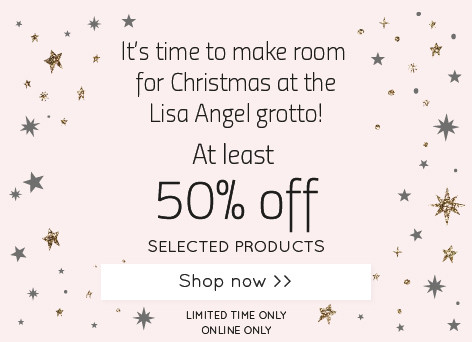 Making room for Christmas sale - Shop at least 50% off >>