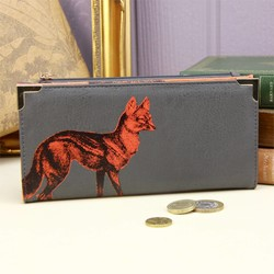 Disaster Designs Heritage and Harlequin Fox Purse