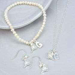Personalised Songbird Jewellery Set