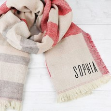 Personalised Scarves