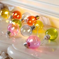 Temerity Jones Coloured Ball Festival Lights