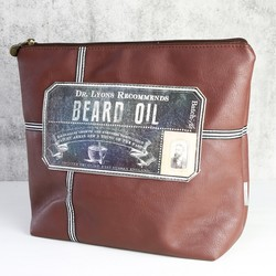 Disaster Designs Apothecary Men's Wash Bag