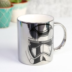 Star Wars Episode VII Captain Phasma Mug