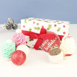 Bomb Cosmetics Christmas Ballotin Gift Set
