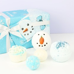Bomb Cosmetics 'Let it Snow' Gift Set