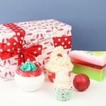 Bomb Cosmetics 'Merry Kiss-Mass' Gift Set