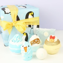 Bomb Cosmetics 'Penguin Party' Gift Set