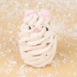 Bomb Cosmetics 'White Chocolate Mouse' Bath Mallow