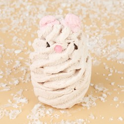 Bomb Cosmetics 'White Chocolate Mouse' Bath Mallow