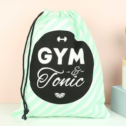 Gym & Tonic Shoe Bag