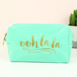Oh So Pretty 'Ooh La La' Make Up Bag