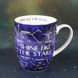 'Shine Like The Stars' Glow in The Dark Mug