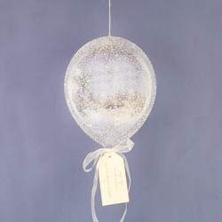 Personalised Iridescent Balloon Light