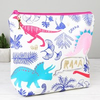 House of Disaster Dinomite Wash Bag