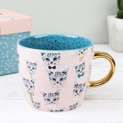 House of Disaster Meow Cup