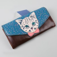 House of Disaster Meow Wallet