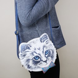 House of Disaster Meow Mini Bag