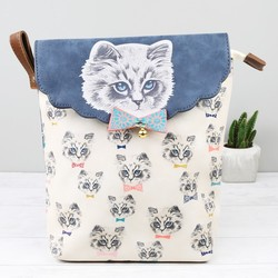 House of Disaster Meow Wash Bag