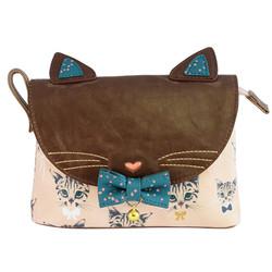 House of Disaster Meow Make Up Bag
