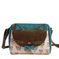 House of Disaster Meow Satchel