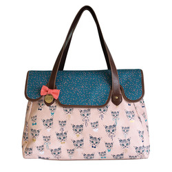 House of Disaster Meow Weekend Bag