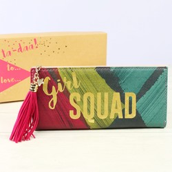 House of Disaster Ta-Daa 'Girl Squad' Wallet