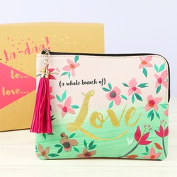 House of Disaster Ta-Daa 'Love' Pouch