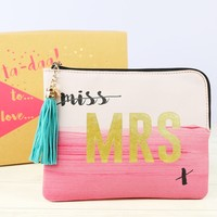 House of Disaster Ta-Daa 'Mrs' Pouch