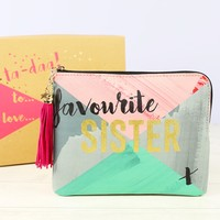 House of Disaster Ta-Daa 'Sister' Pouch