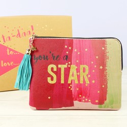 House of Disaster Ta-Daa 'Star' Pouch