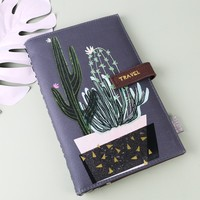 House of Disaster Urban Garden Travel Wallet
