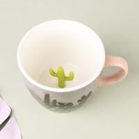 House of Disaster Urban Garden Cactus Mug
