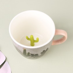 House of Disaster Urban Garden Cactus Mug