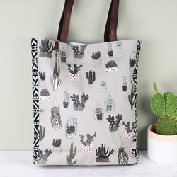 House Of Disaster Urban Garden Tote Bag