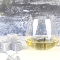 Pack of 9 Whisky Stones