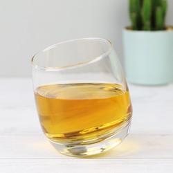 Rounded Base Whisky Glass