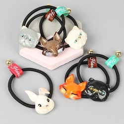 Enamel Animal Hairband