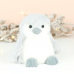 Soft Baby Penguin Ornament