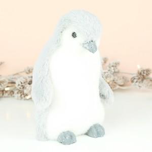 Soft Penguin Ornament
